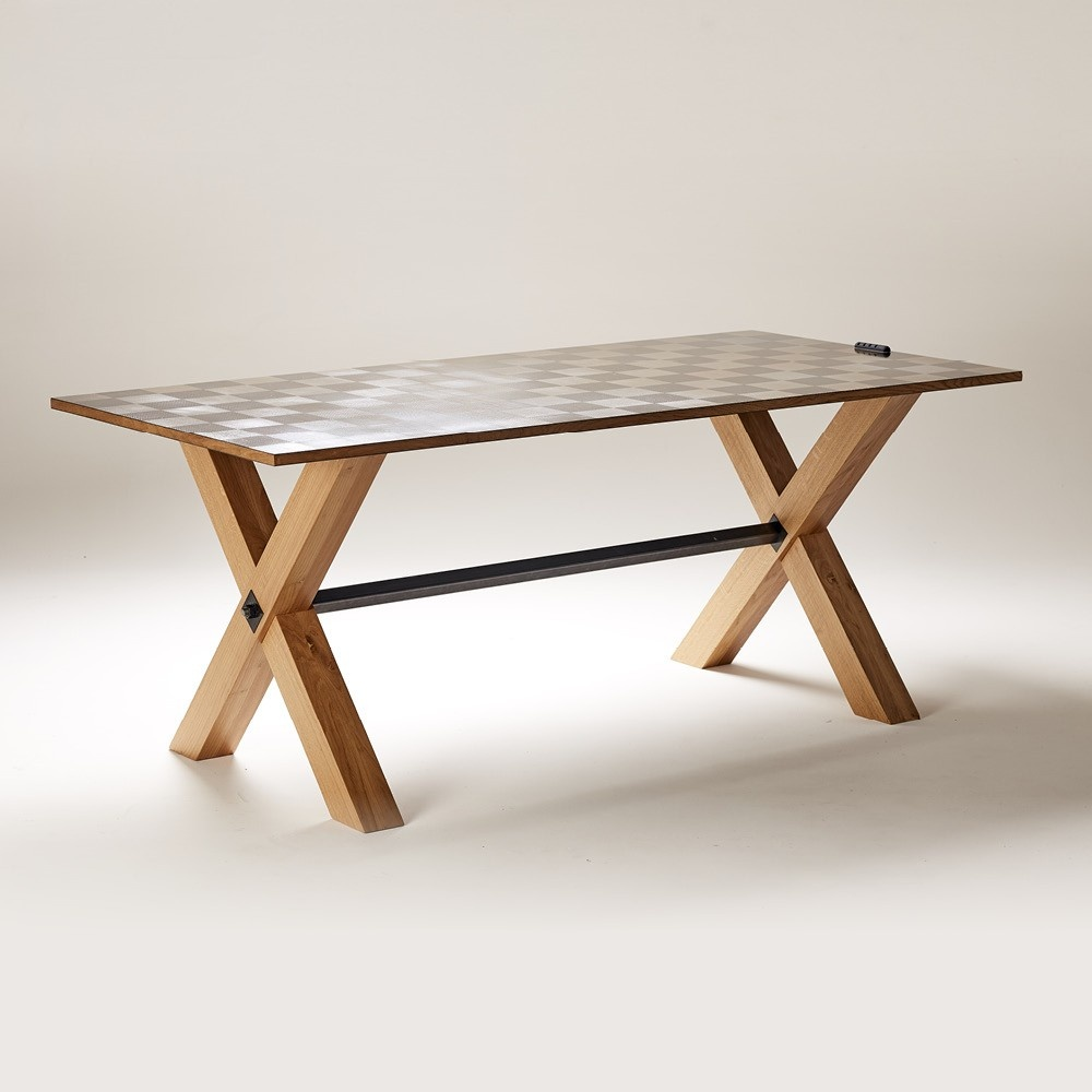 Dinning table eXplore by Gaspard GAUGAIN