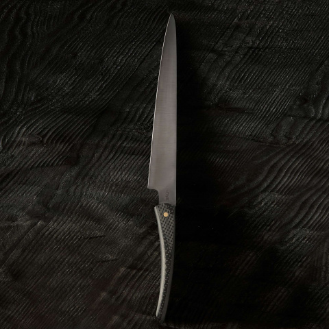 Couteau de cuisine professionnel, style japonais, par le chef JULIEN DUBOUE