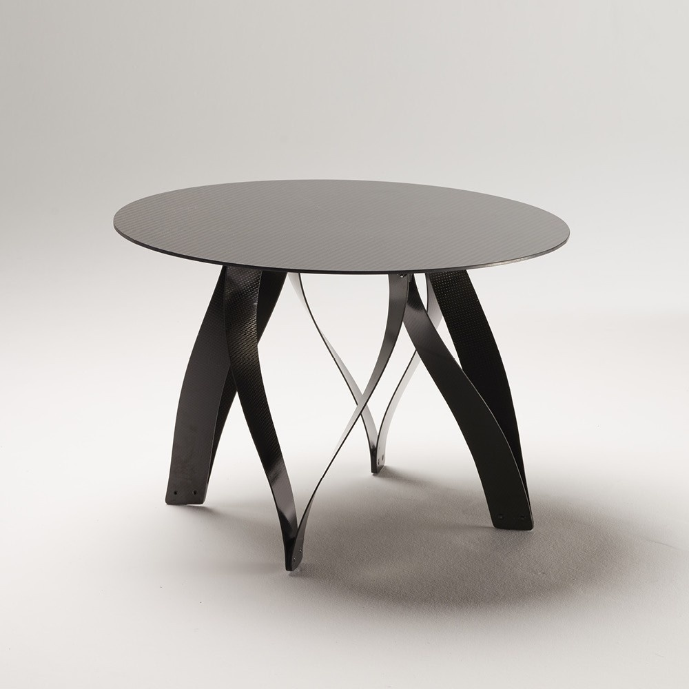 Coffee table TWIST by Christophe GUERIN